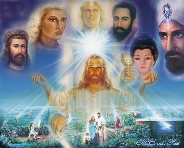 Image result for ascended spiritual leaders